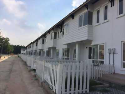 Bán nhà phố khu Đô Thị Detaco Nhơn Trạch Đồng Nai