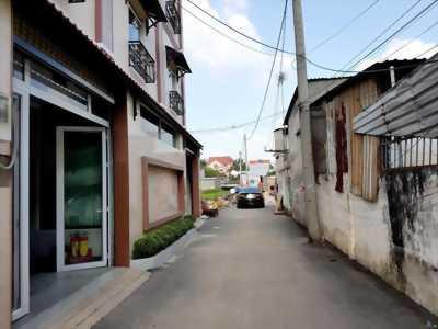 Bán nhà sổ hồng thổ cư, khu phố 1, Tân Hiệp