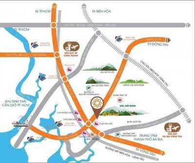 Tháng sáu này Phú Mỹ có gì hot để thu hút nhà đầu tư? khu mua sắm, phố đi bộ, game club, resort,...