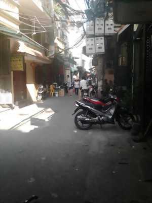 Bán nhà đất ngõ 71 Tân ấp,phúc xá,Ba Đình
