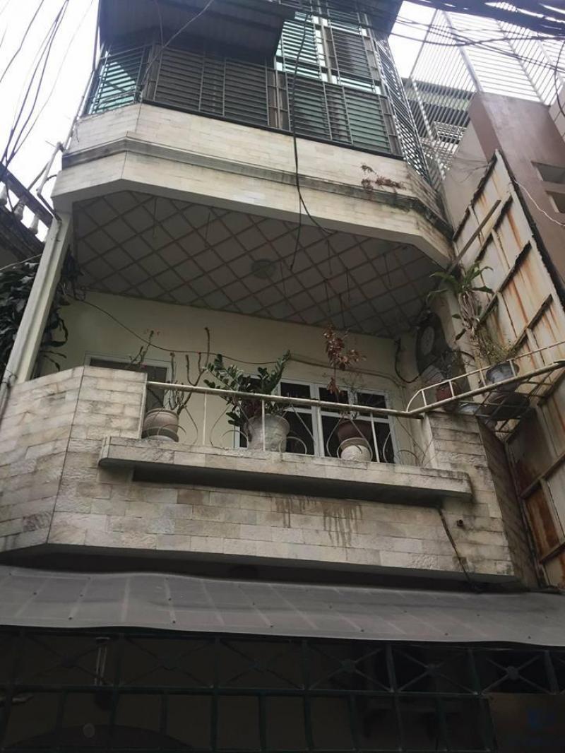 Bán nhà Thanh Nhàn 65m 4 tầng 4mt 7.5 tỷ Hai Bà Trưng.