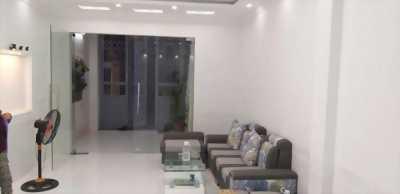Bán nhà riêng mới đẹp  VÕ CHÍ CÔNG 36m2 , 5 tầng , mặt tiền 4,77 m.
