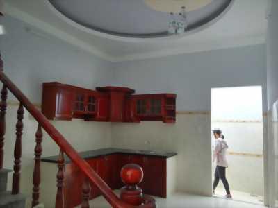 Nhà bán mới xây gần chợ Vĩnh Lộc TPHCM