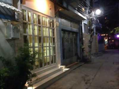 Bán nhà ở trung tâm quận Tân Bình ĐỊA THẾ ĐẸP