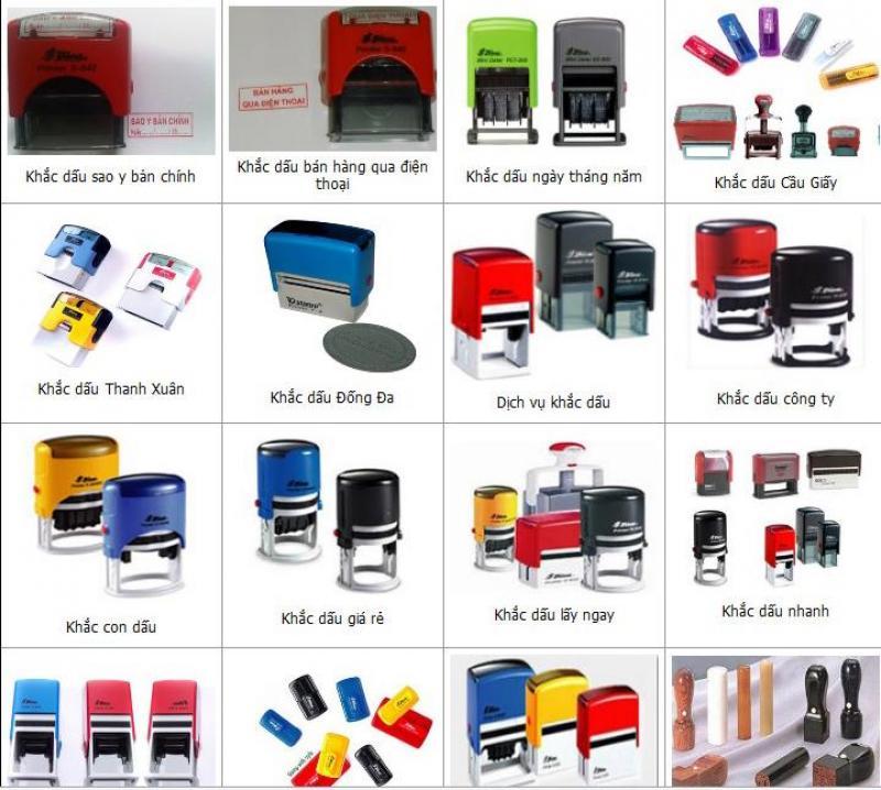 Chuyên khắc dấu,bán máy khắc dấu