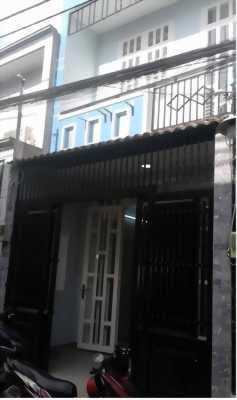 Bán nhà sổ hồngriêng, Quận Bình Tân, diện tích 46m