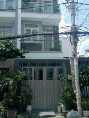 Bán nhà hẻm 487 đường Huỳnh Tấn Phát, p. Tân Thuận Đông, Q7