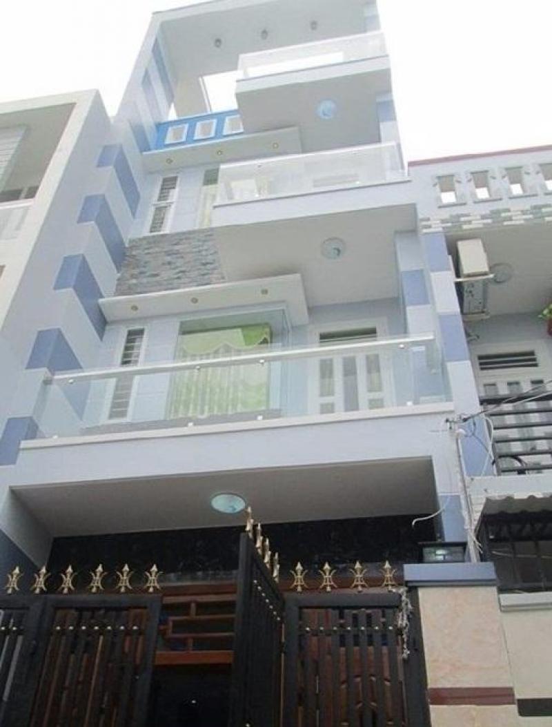 Bán nhà MT Lâm Văn Bền Phường Tân Kiểng Quận 7,75m2-4.5 tỉ