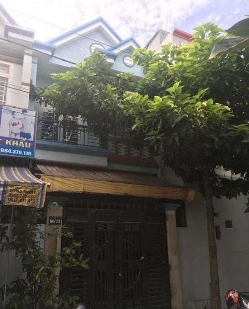 Bán nhà MT Nguyễn Trãi ,phường 14, quận 5, 54m2-9.9 tỉ