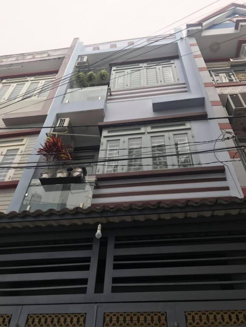 Biệt thự mini siêu rẻ, hẻm xe hơi đường Dương Thị Mười