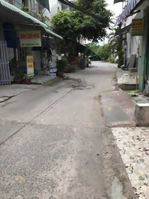 Nhà bán phường Hiệp Thành, Quận 12, diện tích 3,5 x 10m, giá 1 tỷ 570tr, đường 6m thông.