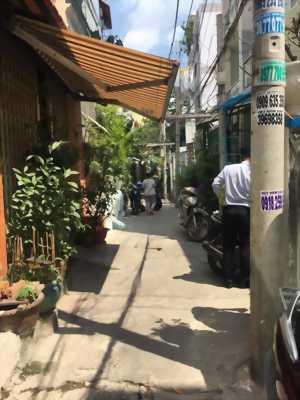 Nhà Nguyễn Trãi 3,8x13m, 4,2 tỷ, hẻm oto giá rẻ
