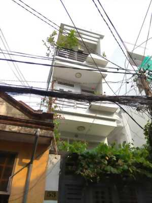 Bán nhà MT Trần Khắc Chân, Quận 1, 4x25,GB: 25.5 tỷ
