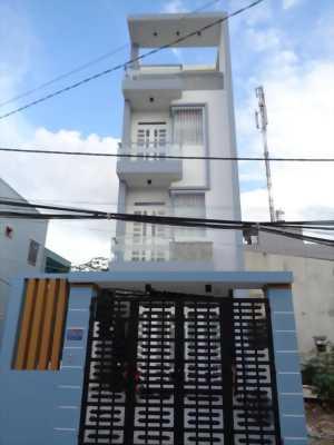Bán nhà hẻm 6m, ô tô tận nhà, dt: 64m2 1 trệt 2 lầu