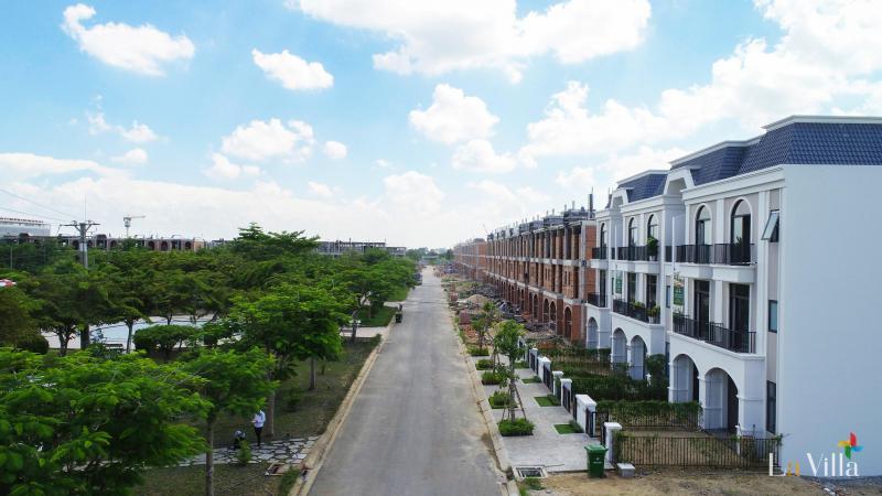 Biệt thự vườn KĐT Lavilla Green City,Mt.QL1A 250m2,SHR, giá 3,2 tỷ