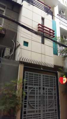 Xuất cảnh cần bán gấp nhà HXT đường Trần Nhân Tôn, quận 10
