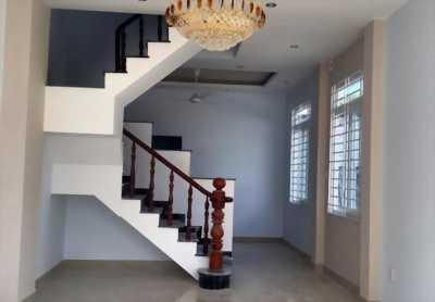 Nhà mới xây gần chợ tô ngọc vân quận 12 tphcm