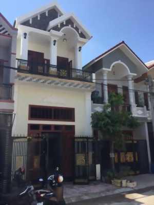 Nhà ở 1 lầu, 2pn 3,4x10 đường 4m đúc thật