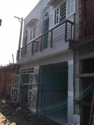 Nhà mới ngay UB Thạnh Xuân, chợ Thạnh Xuân, Dt:50m2