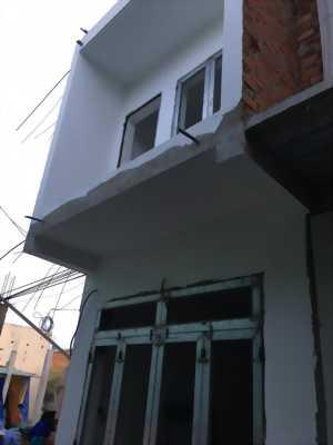Nhà mới ngay ĐH Nguyễn Tất Thành, Dt: 60m2