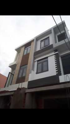 Bán nhà phố ở An Phú Đông - Quận 12