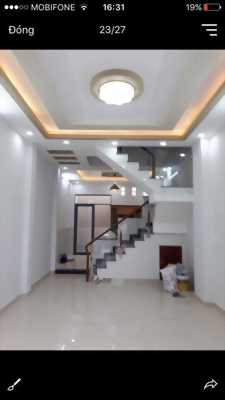 Bán nhà ở An Phú Đông - Quận 12 giá 2ty450