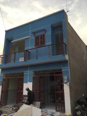 Nhà mới giá rẻ quận 12, dtsd:50m2, 1 lầu/ 2pn