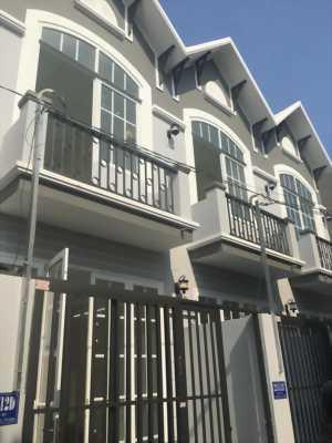 Nhà mới quận 12 Thạnh Lộc 12, ngay UB P. Thạnh Lộc