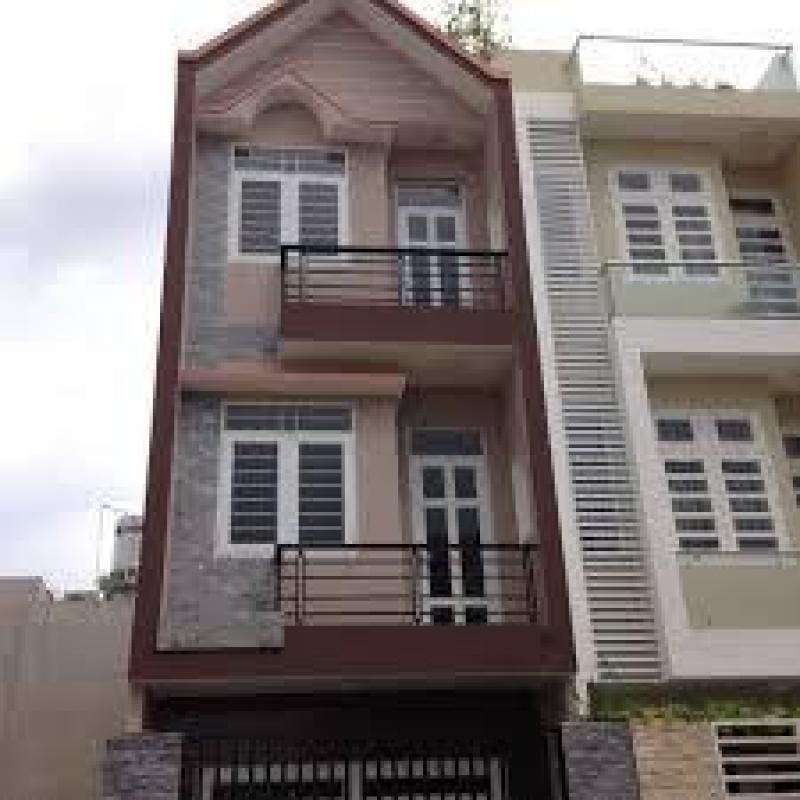 Thua độ bán gấp nhà 2 lầu đúc, 3,4x10m, đường tân thới hiệp