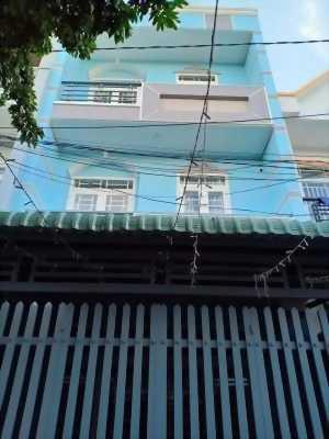 Nhà bán đường TCH05 phường Tân Chánh Hiệp, Quận 12.
