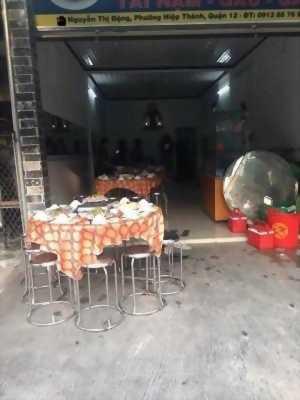 Nhà đúc lửng 4 x 18m mặt tiền đường Nguyễn Thị Đặngg