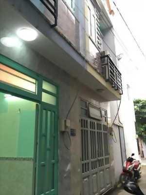 Nhà đúc 1 lầu 3,5 x 7m đường TCH13 giá 890 triệu