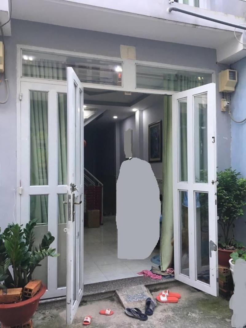 Nhà 24m2 trong hẻm phường Thạnh Xuân, Quận 12