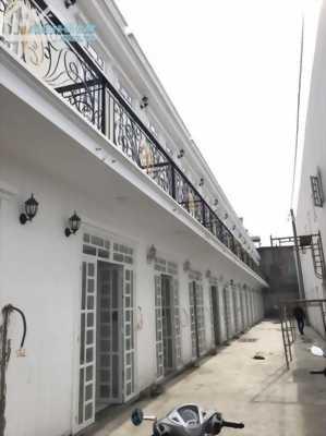 Bán nhà phố 1 trệt 1 lấu Hà Huy Giáp, quận 12