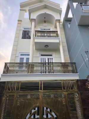 BÁN NHÀ HOÀN THIỆN 98%!! Bán gấp căn nhà 1 trệt 2 lầu Lê Lợi – Hóc Môn . 98m2,