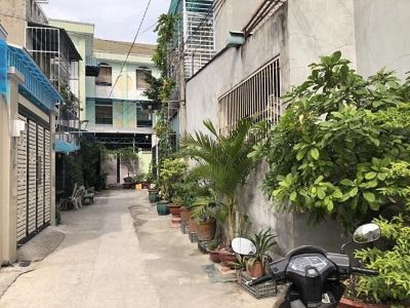 Đúc 1 lầu 4 x 6,5m giá 1 tỷ 090 triệu đường Lê Văn Khương.
