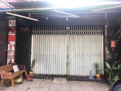 Nhà bán 5 x 30m giá 7 tỷ 050 triệu mặt tiền đường Lê Thị Riêng.