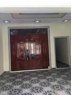 Nhà bán 5 x 20m giá 3 tỷ 900 triệu đường Lê Thị Riêng, hẻm 4m thông.