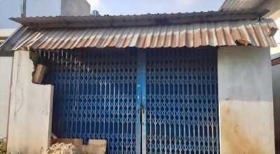 Nhà bán 5 x 20m giá 3 tỷ 600 triệu đường Lê Văn Khương, hẻm 6m.