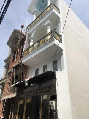 Bán nhà đẹp 4x14 gần Hiệp Thành City Q12/SHR Giá 4,9Tỷ
