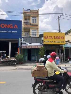 Nhà bán đường Nguyễn Ảnh Thủ, Quận 12, diện tích 4 x 30m, giá 10 tỷ 500tr, đường nhựa 15m.