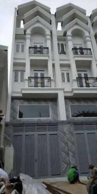 Bán nhà hẻm 4m Nguyễn Thị Đặng tòa án quận 12