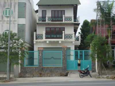 Cho thuê nhanh nhà 3 lầu mặt tiền 80m2 đường Lâm Văn Bền