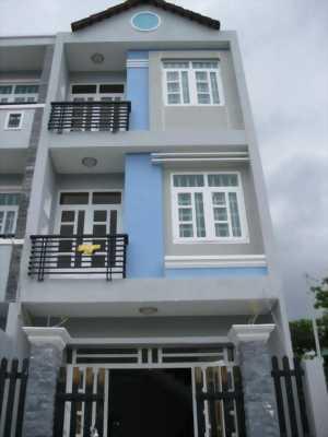 Bán nhà mặt tiền hẻm Lê Văn Sỹ, Quận 3, 1 trệt 2 lầu