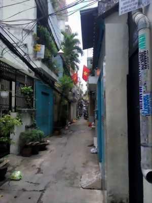 Nhà hẻm thẳng Nguyễn Đình Chiểu 30m2 P5, Q3. 3,5 tỷ