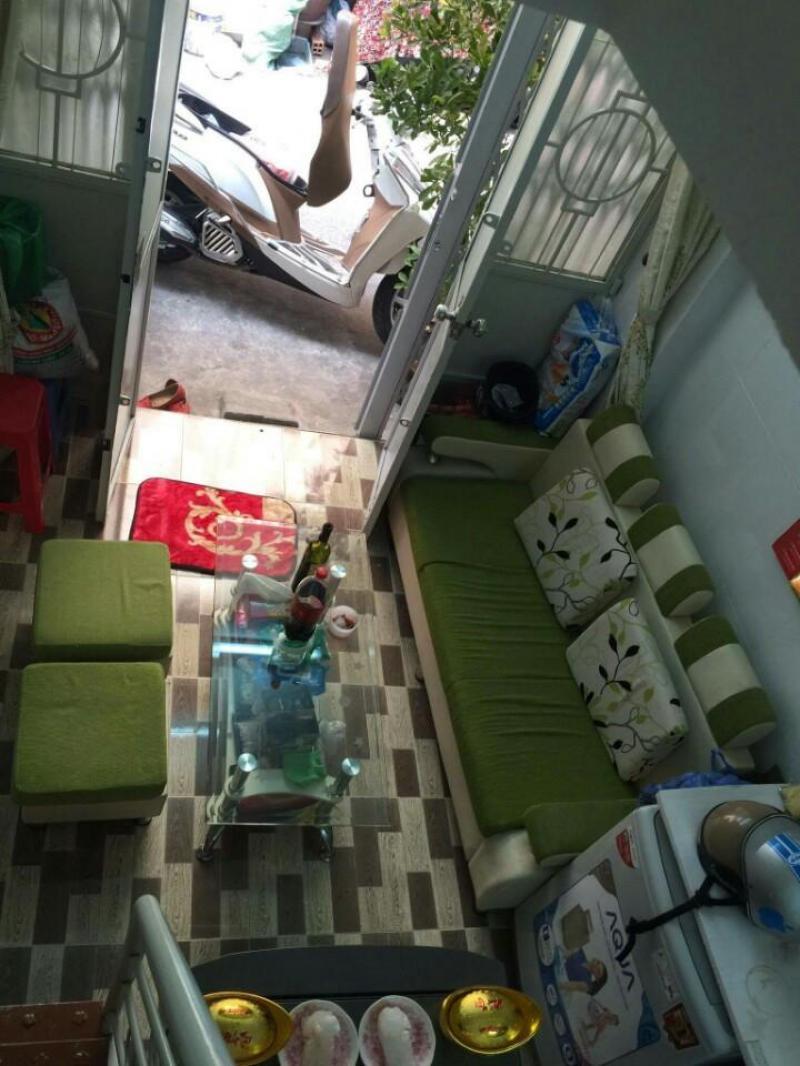 Bán nhà mặt tiền quận 3 đường Nguyễn Sơn Hà