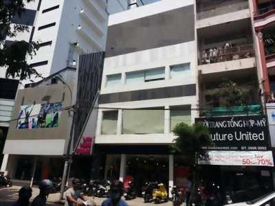 Nhà mặt tiền DT 4.4x19m, Nguyễn Đình Chiểu