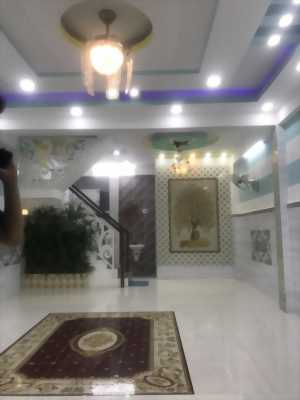Cần bán gấp nhà đẹp 48m2 hẻm Nguyễn Văn Luông quận 6
