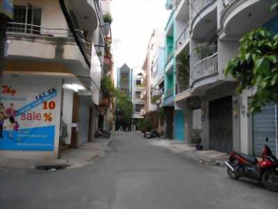 Bán nhà hẻm đường Trần Xuân Soạn quận 7