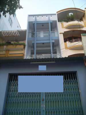 Cho thuê nhà mặt tiền đường 65 Tân Phong, quận 7,120m2